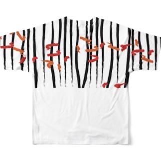 Okapi  Full graphic T-shirts