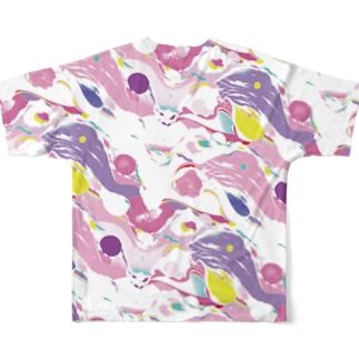 Chaotic_02_04 Full graphic T-shirts