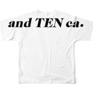 炎天下 Full graphic T-shirts