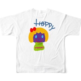 はぴはぴ💕 Full graphic T-shirts
