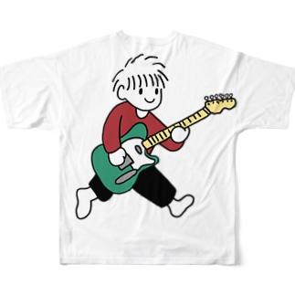 夢はロックスター Full graphic T-shirts