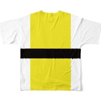 タマゴのお寿司になろう Full graphic T-shirts