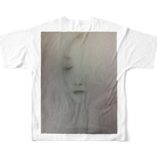 femme fatale Full graphic T-shirts