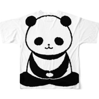 ざパンダ Full Graphic T-Shirt