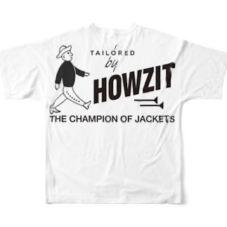 HOWZIT T Full graphic T-shirts
