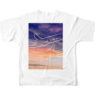 Can I hug you?  All-Over Print T-Shirt