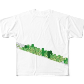 l Full graphic T-shirts