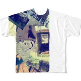 F-snap Full graphic T-shirts