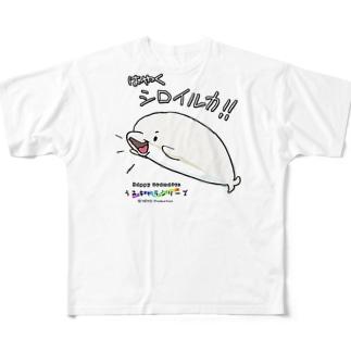 うみキャラシリーズ Full graphic T-shirts