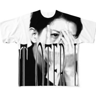 政見放送got oter uki2-1 Full graphic T-shirts
