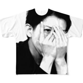 政見放送 Full graphic T-shirts