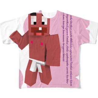 インスタ卒業証書 Full graphic T-shirts