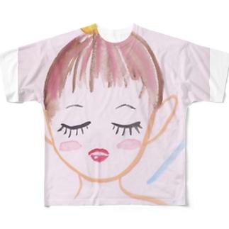 妖精 Full graphic T-shirts