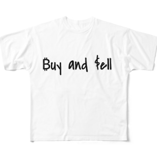 Buy and Sell Full graphic T-shirts