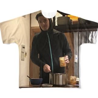 ウィル Full graphic T-shirts