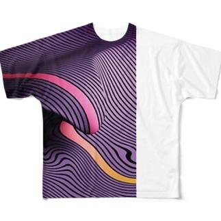 デザイナーズiPhoneケース Full graphic T-shirts