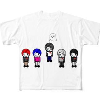 showk!'s Full graphic T-shirts