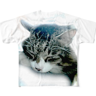 ミラ03 Full graphic T-shirts