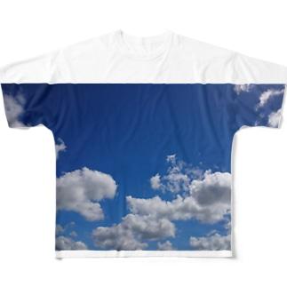 空01 Full graphic T-shirts