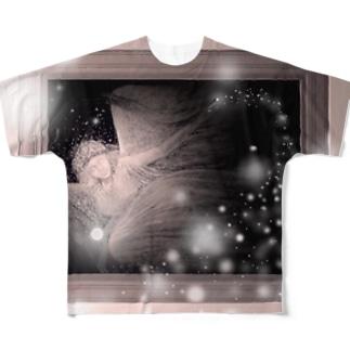 angel01 Full graphic T-shirts