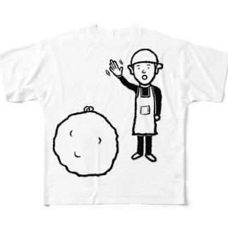 断捨離 Full graphic T-shirts