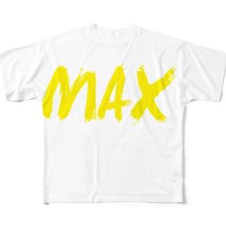 MAX Full graphic T-shirts