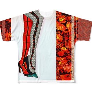 レッグス2 Full graphic T-shirts