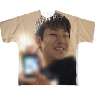 イケてるSuperman(創業者) Full graphic T-shirts