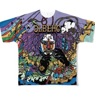 OLBEHC【Dark B】 Full Graphic T-Shirt