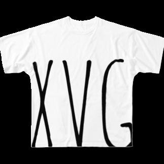 ドン ビタエニアータのプライバシーなアレ Full graphic T-shirts