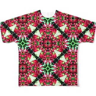 アメリカの美味しい赤カブだよ Full graphic T-shirts