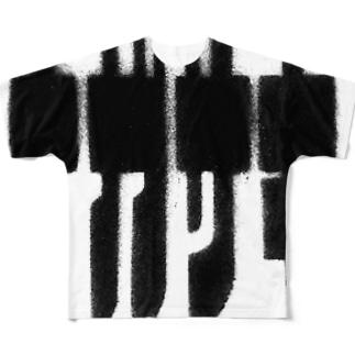 シンプルイズベスト長崎 Full graphic T-shirts