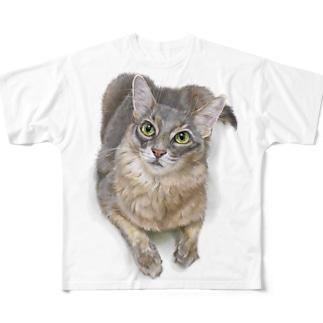 jade Full graphic T-shirts