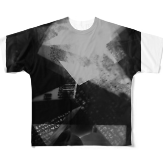 collage no1 Full graphic T-shirts