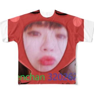 おふざけ Full graphic T-shirts