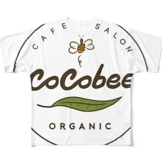 cocobee organic original Full graphic T-shirts