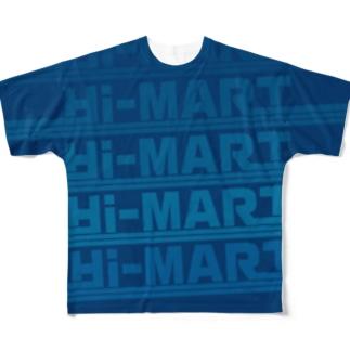 Hi-mart_T Full graphic T-shirts