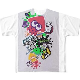 いぶ Full graphic T-shirts