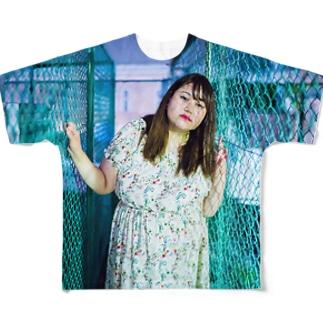 Yuuna Full graphic T-shirts