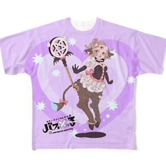 魔王少女 Full graphic T-shirts