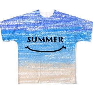 SUMMER! Full graphic T-shirts