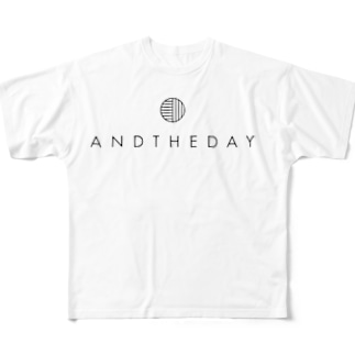 ANDTHEDAY Full graphic T-shirts