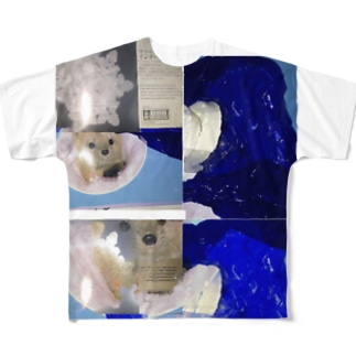 死後硬直 Full graphic T-shirts