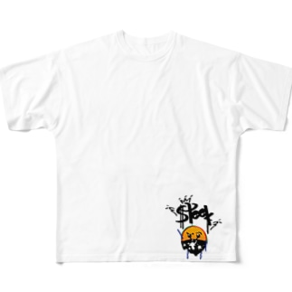 kiwis,steek Full graphic T-shirts