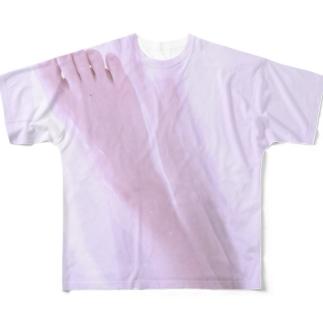 果つる Full graphic T-shirts