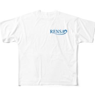 RENSA Tシャツ2 Full graphic T-shirts