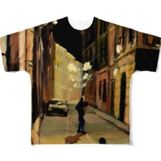 Avignon Full graphic T-shirts