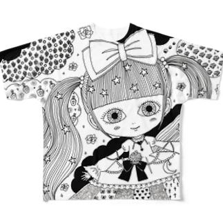 kawaii Full graphic T-shirts