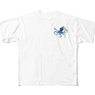 Schnorchel Full graphic T-shirts