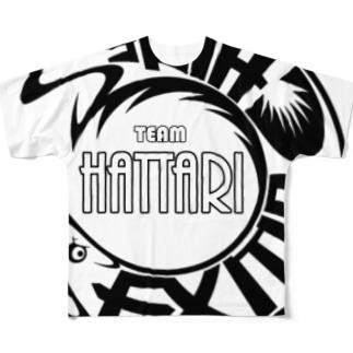 HATTARI Full graphic T-shirts